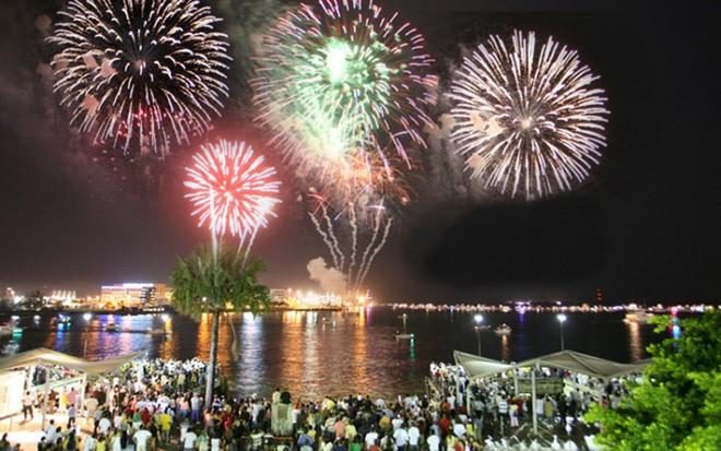 Những bữa tiệc năm mới siêu xa xỉ ảnh 3