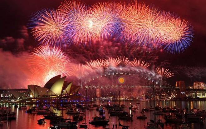 Những bữa tiệc năm mới siêu xa xỉ ảnh 4