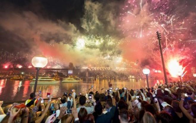 Những bữa tiệc năm mới siêu xa xỉ ảnh 5