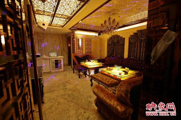 Choáng ngợp trước nội thất xa hoa của chốn ăn chơi khét tiếng Trung Quốc ảnh 22