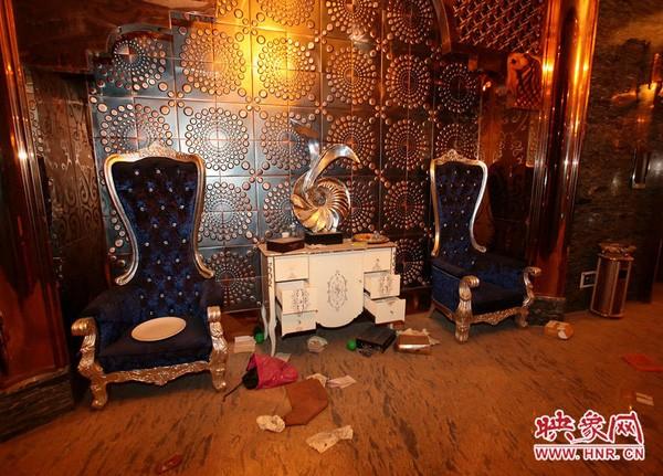 Choáng ngợp trước nội thất xa hoa của chốn ăn chơi khét tiếng Trung Quốc ảnh 24