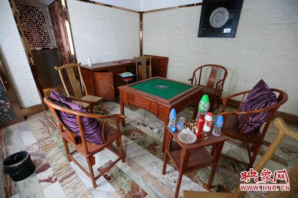 Choáng ngợp trước nội thất xa hoa của chốn ăn chơi khét tiếng Trung Quốc ảnh 8