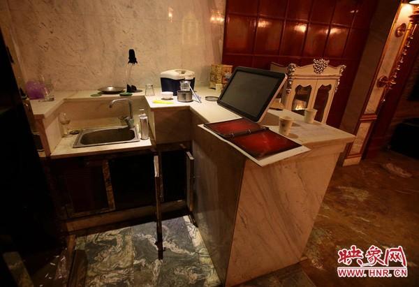 Choáng ngợp trước nội thất xa hoa của chốn ăn chơi khét tiếng Trung Quốc ảnh 9