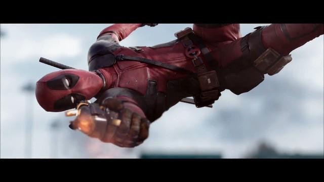 Deadpool chúc mừng năm mới khán giả Việt Nam cực dị ảnh 1