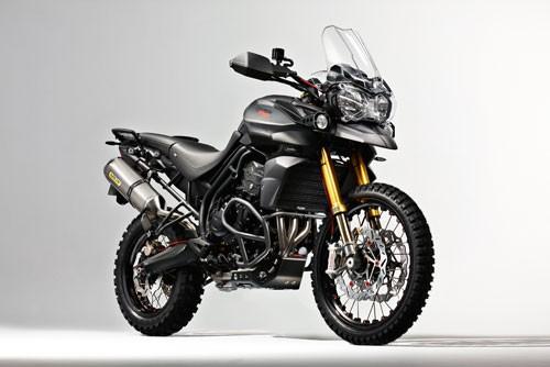 Top 10 xe môtô có chiều cao khiêm tốn nhất ảnh 6
