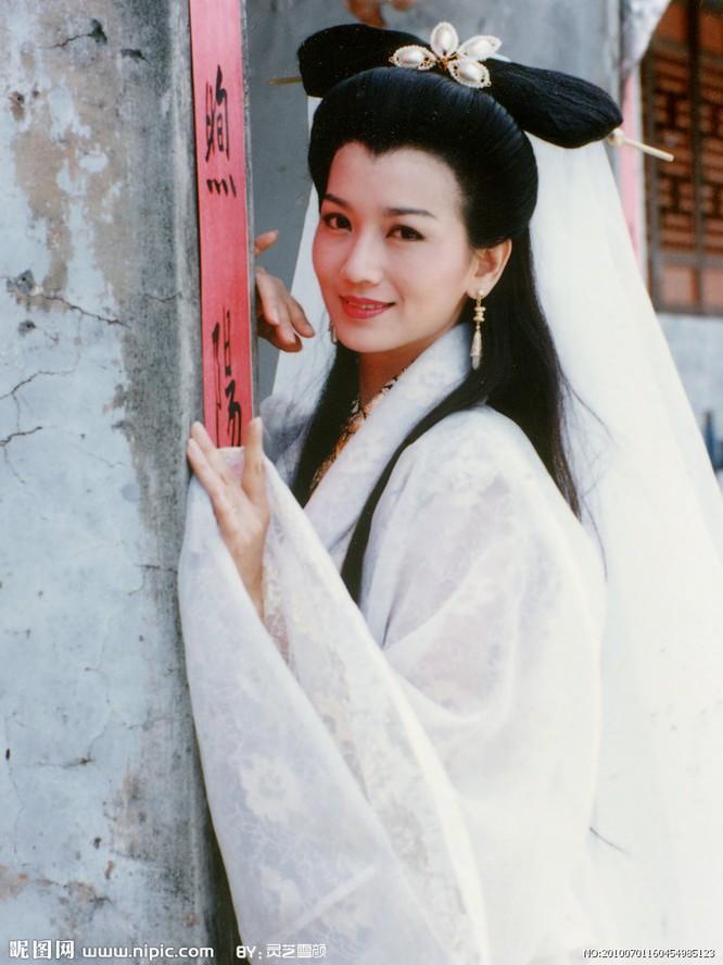 Những mỹ nhân Hoa ngữ như bước ra từ nguyên tác ảnh 28