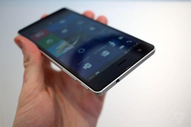 Chiêm ngưỡng smartphone mới tuyệt đẹp của Vaio ảnh 4