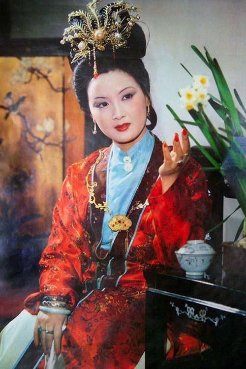 Những mỹ nhân Hoa ngữ như bước ra từ nguyên tác ảnh 16