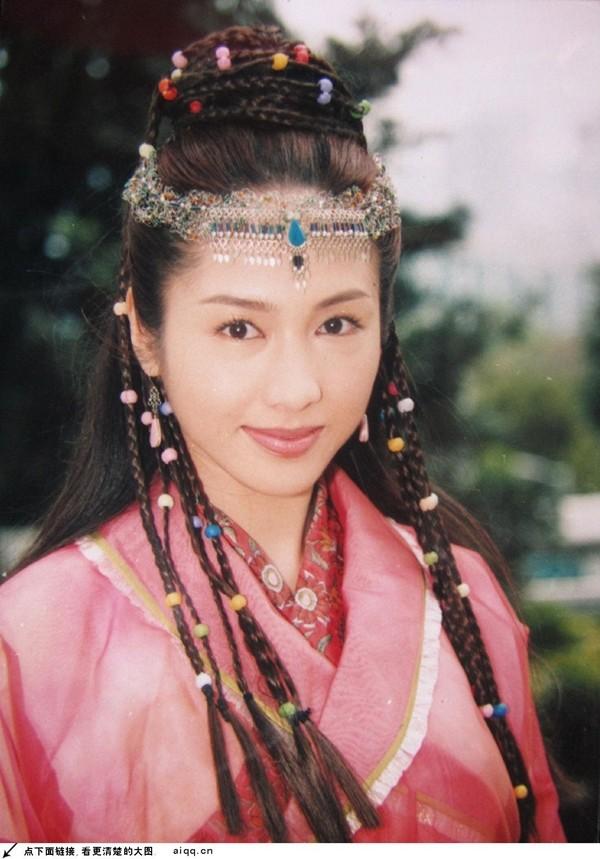 Những mỹ nhân Hoa ngữ như bước ra từ nguyên tác ảnh 33