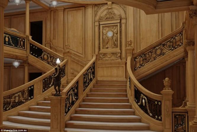 Video: Titanic sẽ lại ra khơi vào năm 2018 ảnh 2