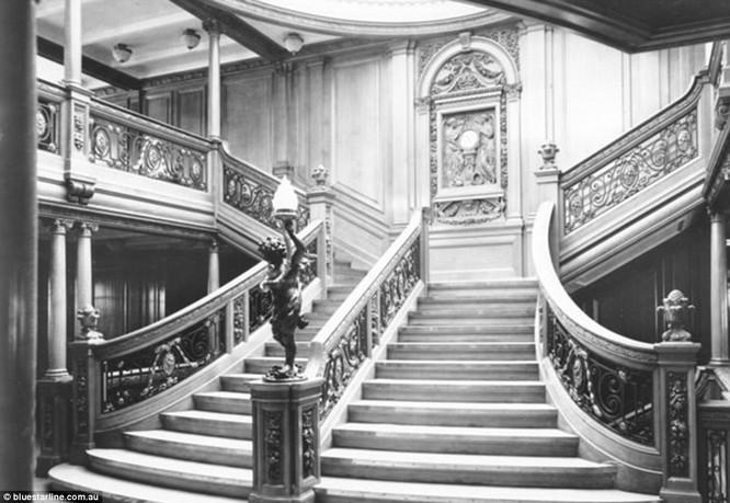 Video: Titanic sẽ lại ra khơi vào năm 2018 ảnh 1