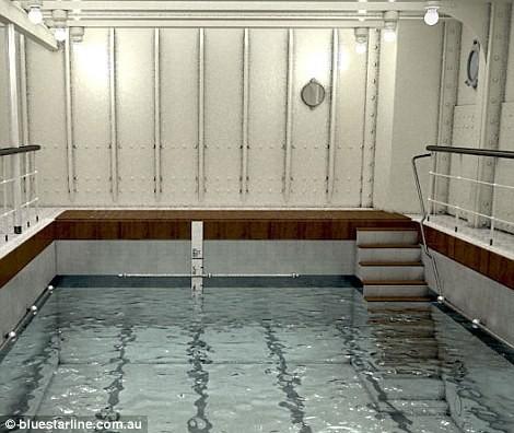 Video: Titanic sẽ lại ra khơi vào năm 2018 ảnh 8