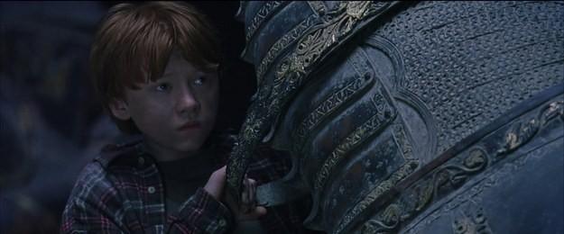 Tái hiện bộ truyện Harry Potter qua 100 khoảnh khắc đẹp nhất ảnh 8