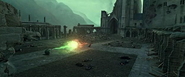 Tái hiện bộ truyện Harry Potter qua 100 khoảnh khắc đẹp nhất ảnh 99