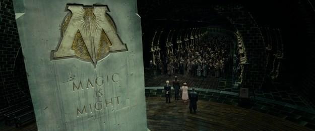 Tái hiện bộ truyện Harry Potter qua 100 khoảnh khắc đẹp nhất ảnh 76
