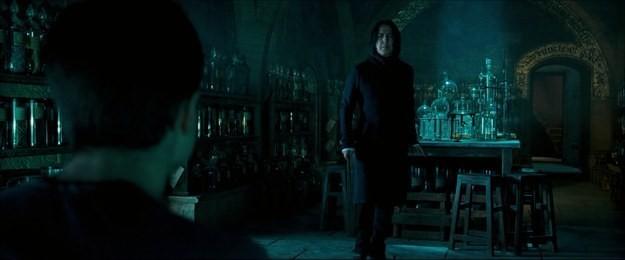 Tái hiện bộ truyện Harry Potter qua 100 khoảnh khắc đẹp nhất ảnh 46