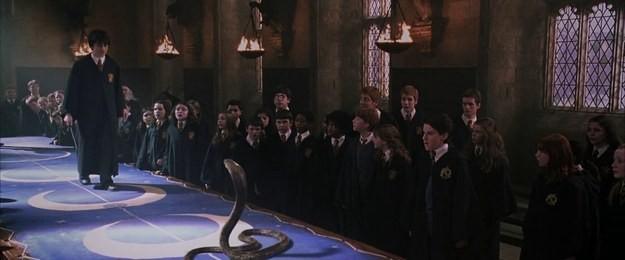 Tái hiện bộ truyện Harry Potter qua 100 khoảnh khắc đẹp nhất ảnh 13