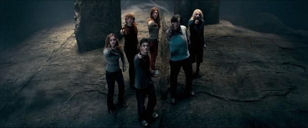 Tái hiện bộ truyện Harry Potter qua 100 khoảnh khắc đẹp nhất ảnh 53