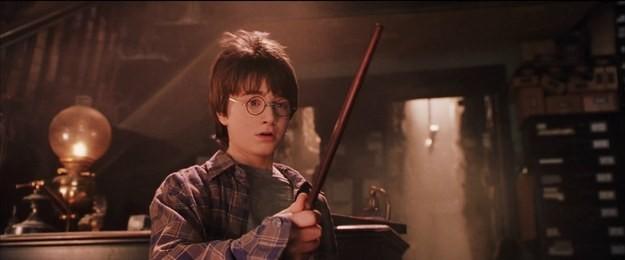 Tái hiện bộ truyện Harry Potter qua 100 khoảnh khắc đẹp nhất ảnh 3