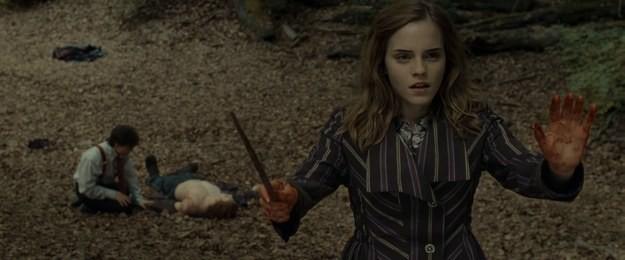 Tái hiện bộ truyện Harry Potter qua 100 khoảnh khắc đẹp nhất ảnh 77