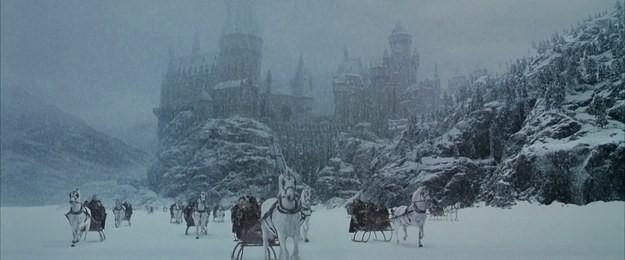 Tái hiện bộ truyện Harry Potter qua 100 khoảnh khắc đẹp nhất ảnh 14