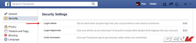 5 cách tăng bảo mật cho Facebook cần làm ngay ảnh 3