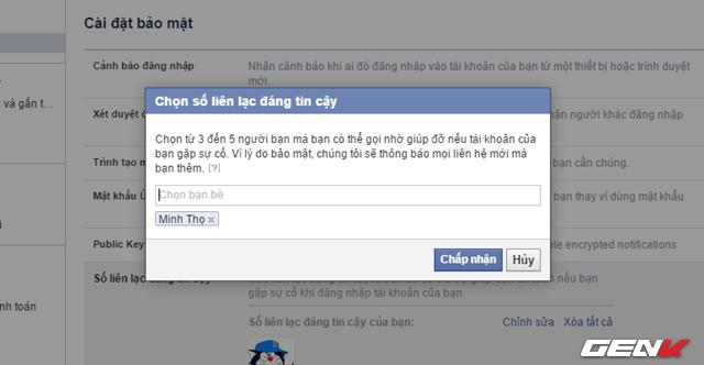 5 cách tăng bảo mật cho Facebook cần làm ngay ảnh 7