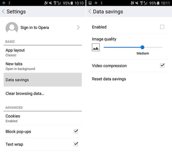 8 điều cần làm để tiết kiệm dữ liệu 3G trên smartphone Android ảnh 2