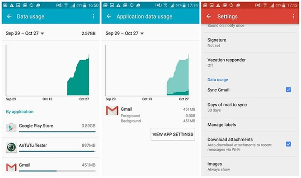 8 điều cần làm để tiết kiệm dữ liệu 3G trên smartphone Android ảnh 8