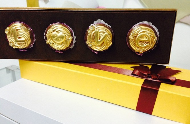 Những món quà Valentine sang chảnh dành cho 'con nhà giàu' ảnh 7