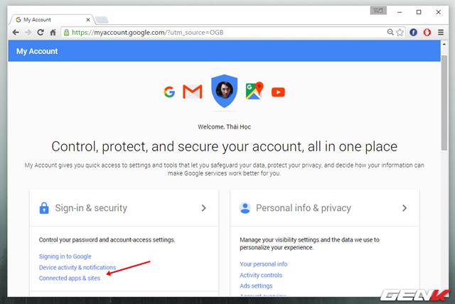 4 điểm cần kiểm tra để tài khoản Google an toàn ảnh 7