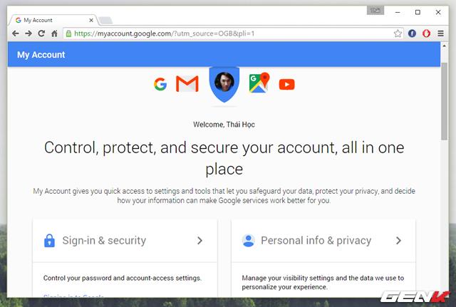 4 điểm cần kiểm tra để tài khoản Google an toàn ảnh 2