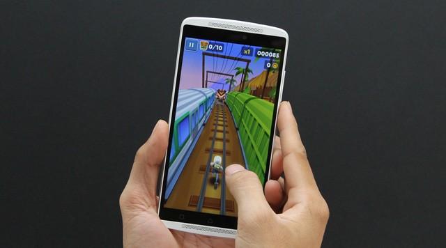 Top smartphone chơi game có cảm biến vân tay giá rẻ ảnh 5