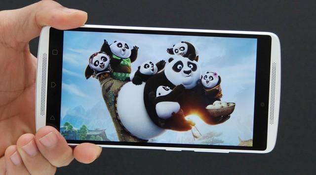 Top smartphone chơi game có cảm biến vân tay giá rẻ ảnh 4