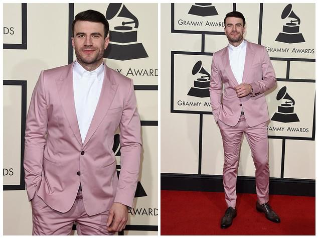 """23 """"mỹ nam"""" mặc đẹp nhất trên thảm đỏ Grammy 2016 ảnh 11"""