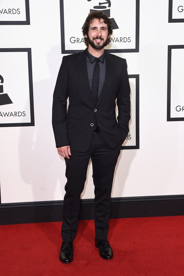 """23 """"mỹ nam"""" mặc đẹp nhất trên thảm đỏ Grammy 2016 ảnh 16"""