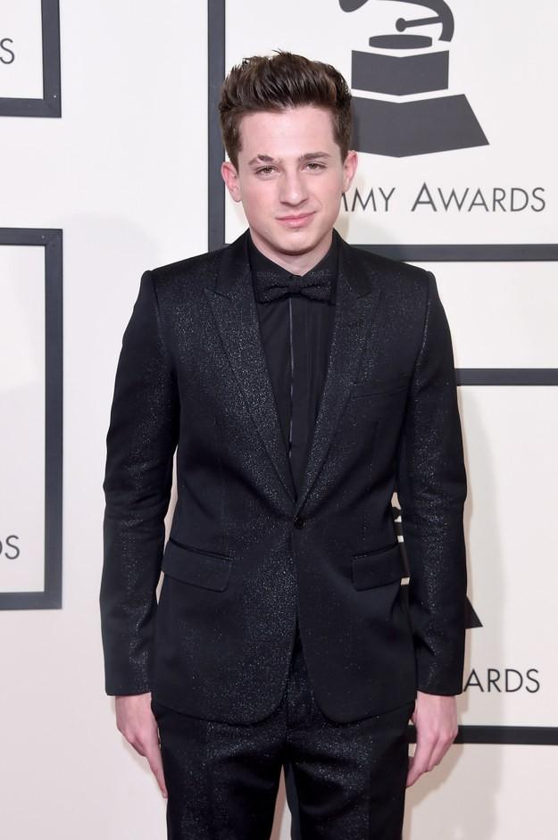 """23 """"mỹ nam"""" mặc đẹp nhất trên thảm đỏ Grammy 2016 ảnh 7"""