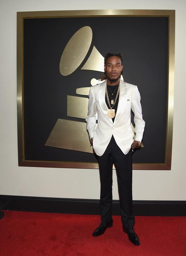 """23 """"mỹ nam"""" mặc đẹp nhất trên thảm đỏ Grammy 2016 ảnh 6"""