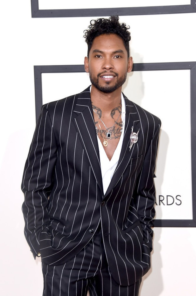 """23 """"mỹ nam"""" mặc đẹp nhất trên thảm đỏ Grammy 2016 ảnh 20"""