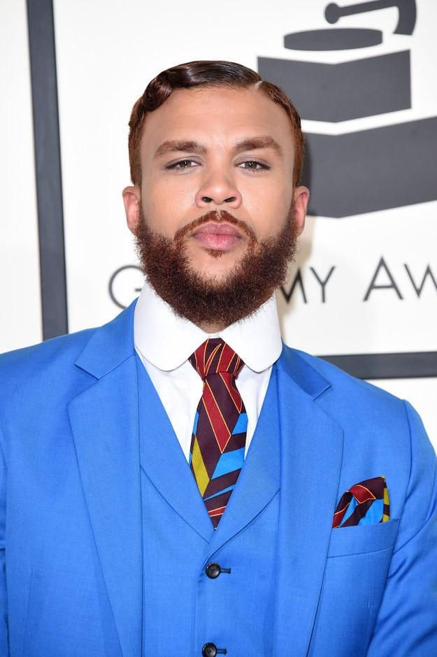"""23 """"mỹ nam"""" mặc đẹp nhất trên thảm đỏ Grammy 2016 ảnh 21"""