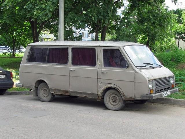 Thế giới xe thời Liên Xô ảnh 8