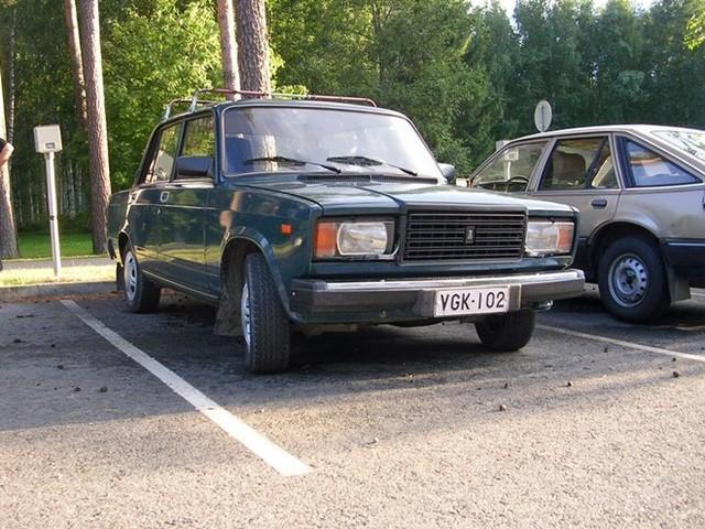 Thế giới xe thời Liên Xô ảnh 1