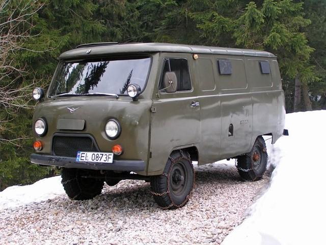Thế giới xe thời Liên Xô ảnh 7