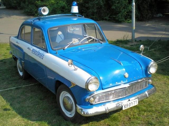 Thế giới xe thời Liên Xô ảnh 3