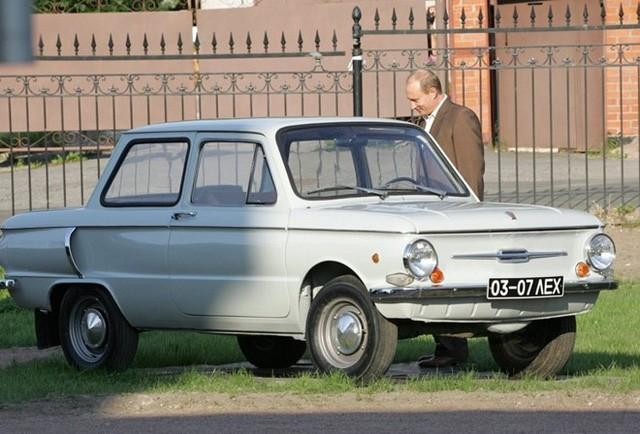 Thế giới xe thời Liên Xô ảnh 5