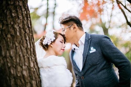 Bộ ảnh cưới thảm họa làm cô dâu chú rể phát khóc ảnh 11