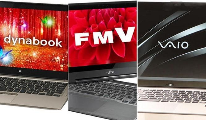 VAIO sắp sáp nhập Toshiba và Fujitsu hình thành đế chế PC khổng lồ ảnh 2