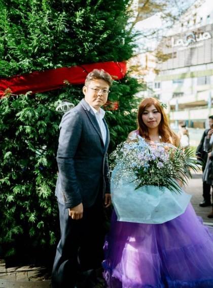 Bộ ảnh cưới thảm họa làm cô dâu chú rể phát khóc ảnh 4