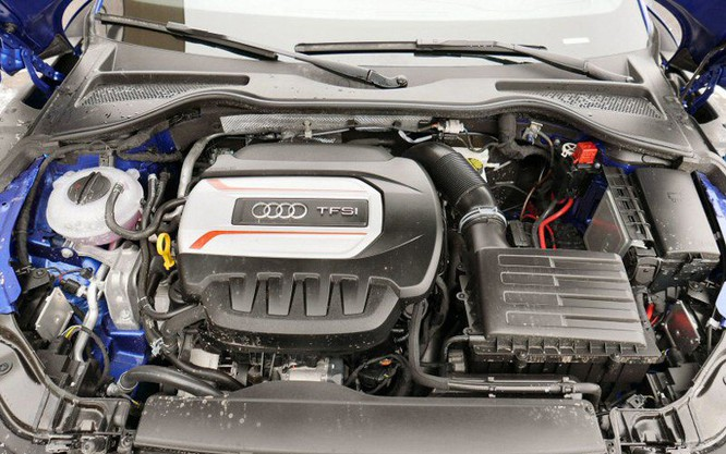 Cận cảnh Audi TTS 2016 giá 1,2 tỷ đồng ảnh 7