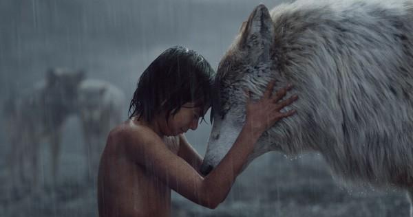 Video: Scarlett Johansson hoá trăn khổng lồ trong 'Cậu bé rừng xanh' ảnh 3